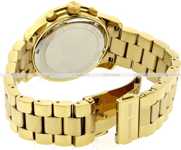 Купить Золотые Часы Женские Michael Kors MK6161 на ...