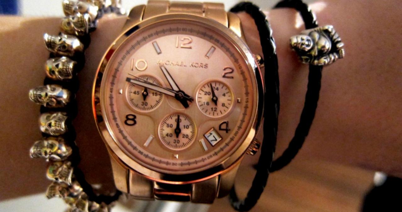 Наручные часы Michael Кors официальный интернет магазин