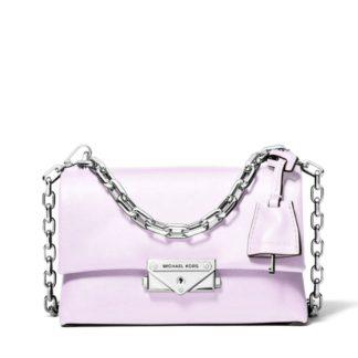 sumka-michael-kors-crossbody-bags-cece-extra-small-leather-crossbody-bag-lvndr-mist-womens-32S9S0EC0L-lavender-mist